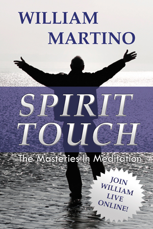 Spirit Touch by William Martino