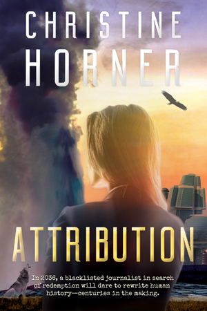 Attribution by Christine Horner