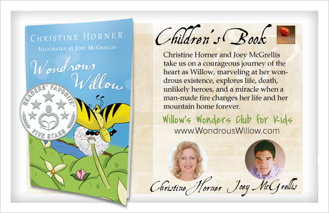 Wondrous Willow by Christine Horner and Joey McGrellis