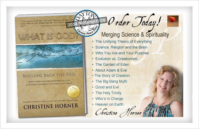 What is God by Christine Horner